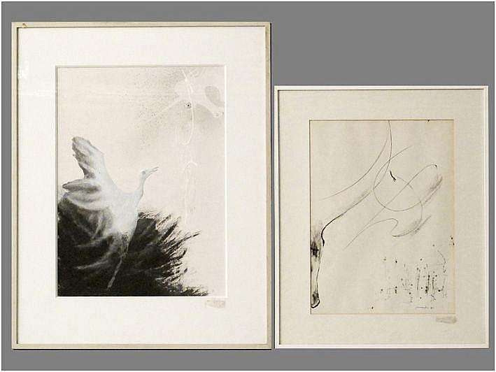 VAERTEN JAN (1909 - 1980) twee (§) werken in