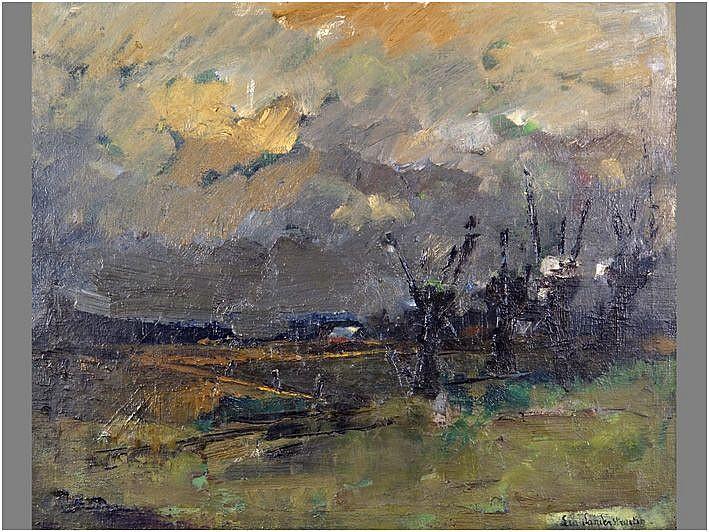 VANDERSTRAETEN LEA (° GENT 1929)