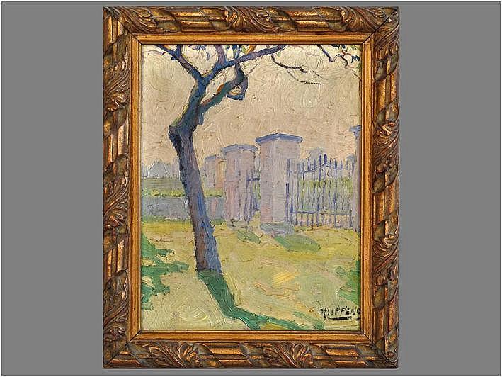 LIPPENS PIET (1890 - 1981) impressionistisch