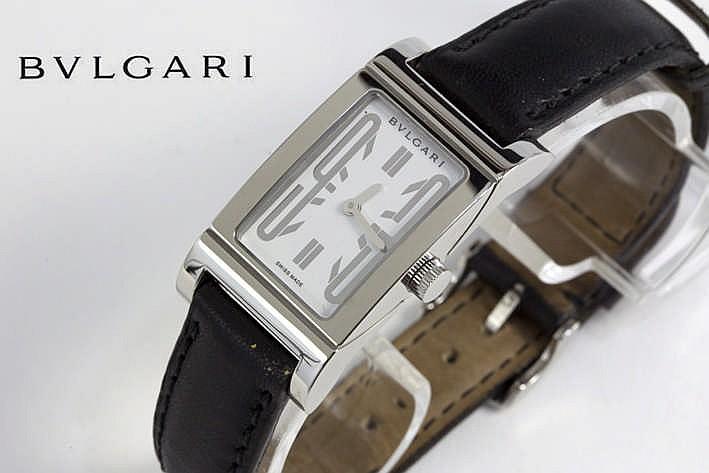 BULGARI volledig origineel quartz damespolshorloge - model