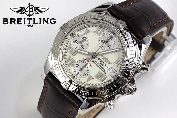 BREITLING automatisch chronograaf polshorloge - model