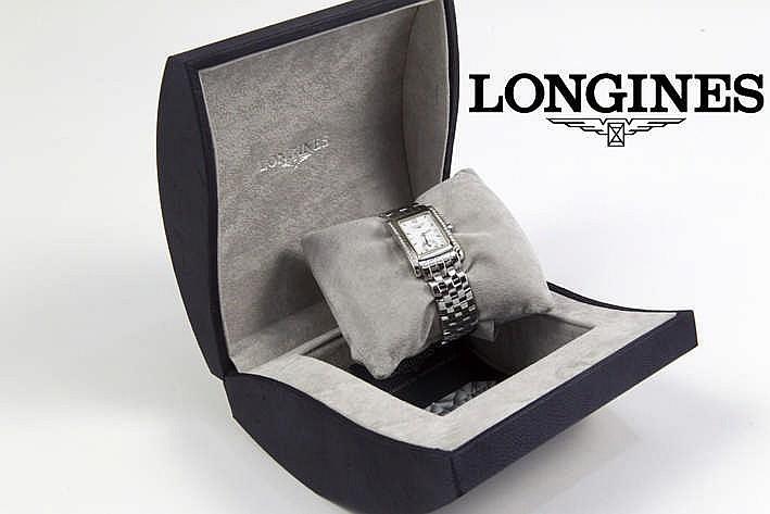 LONGINES volledig origineel quartz damespolshorloge - model