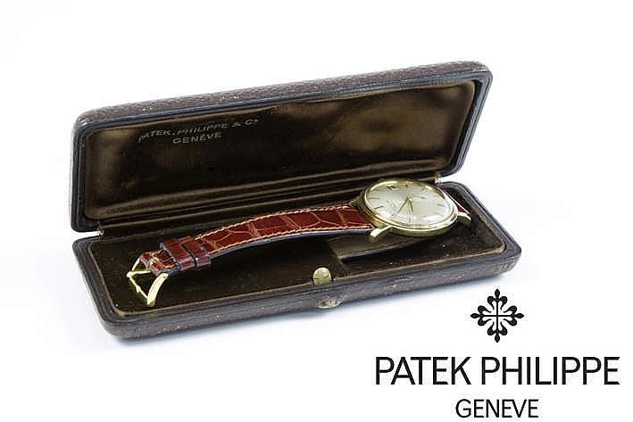 PATEK PHILIPPE automatisch vintage polshorloge - model