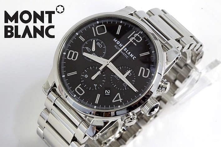 MONTBLANC volledig origineel automatisch chronograaf polshorloge - model