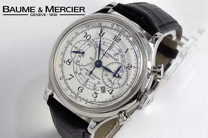 BAUME ET MERCIER automatisch chronograaf polshorloge - model
