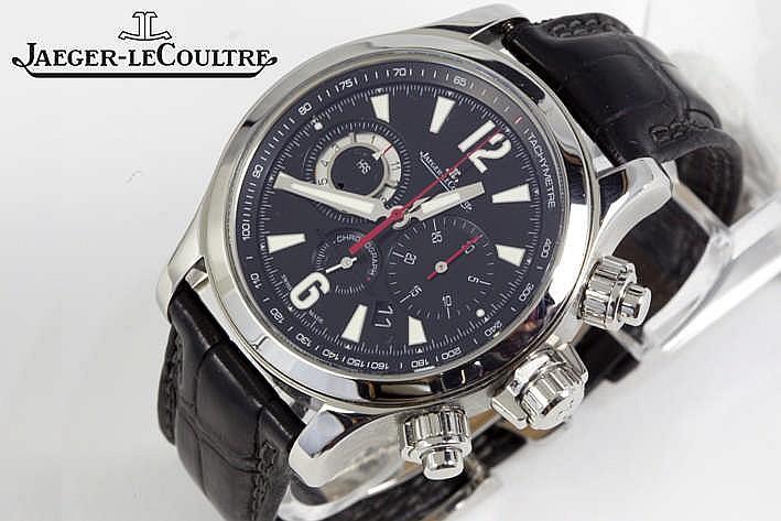 JAEGER-LE-COULTRE volledig origineel automatisch chronograaf polshorloge - model