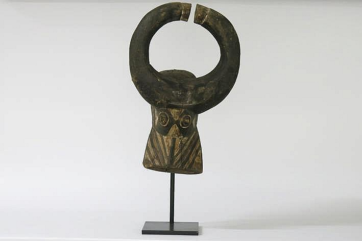 Afrikaanse sculptuur in hout :
