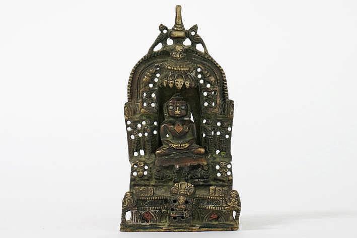 INDIA/GUJARAT - 16° EEUW originele Jain -