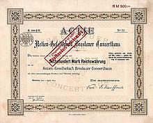 AG Breslauer Concerthaus