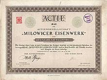 AG Milowicer Eisenwerk