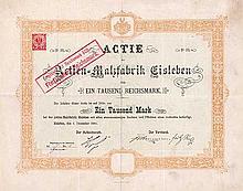 Actien-Malzfabrik Eisleben