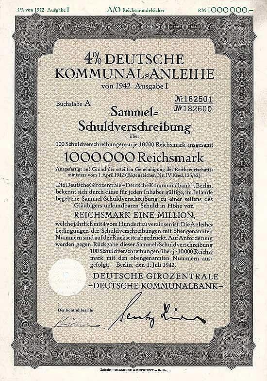 Deutsche Girozentrale -Deutsche Kommunalbank-