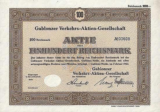 Gablonzer Verkehrs-AG