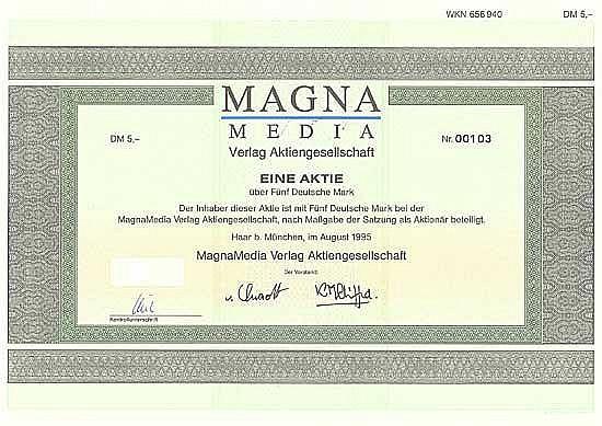 MagnaMedia Verlag AG