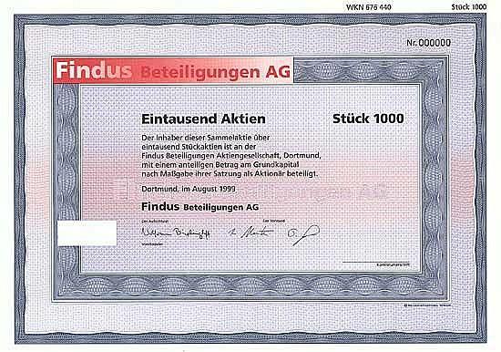 Findus Beteiligungen AG