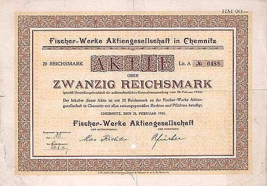 Fischer-Werke AG