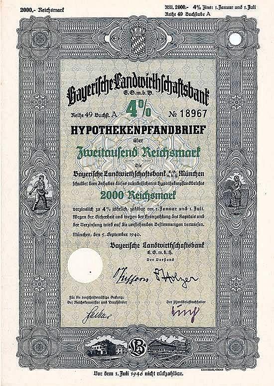 Bayerische Landwirtschaftsbank eGmbH