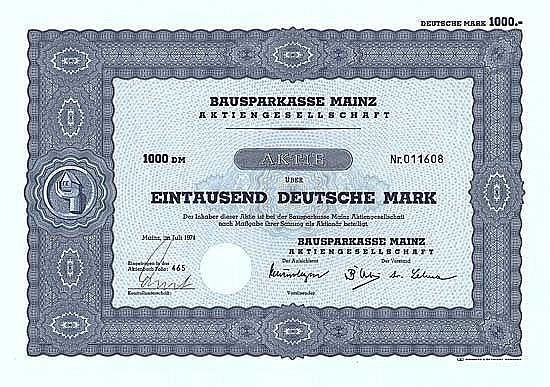 Bausparkasse Mainz AG