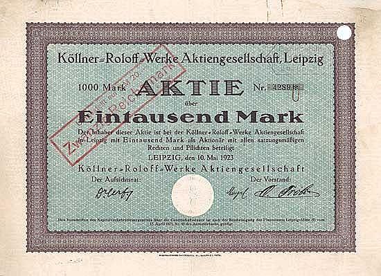 Köllner-Roloff-Werke AG b (19 x 26 cm)