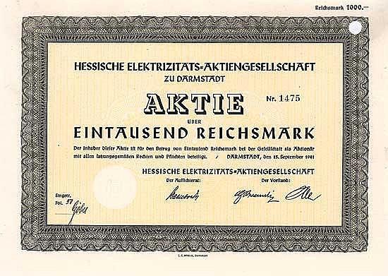 Hessische Elektrizitäts-AG