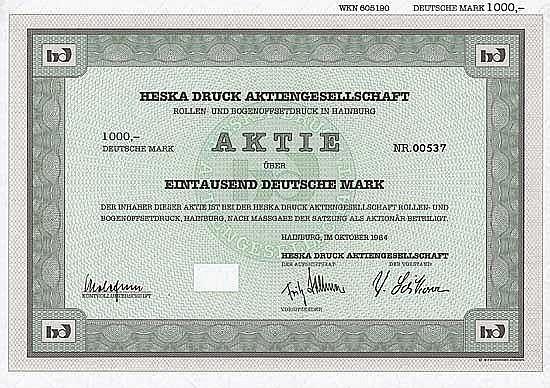 Heska Druck AG