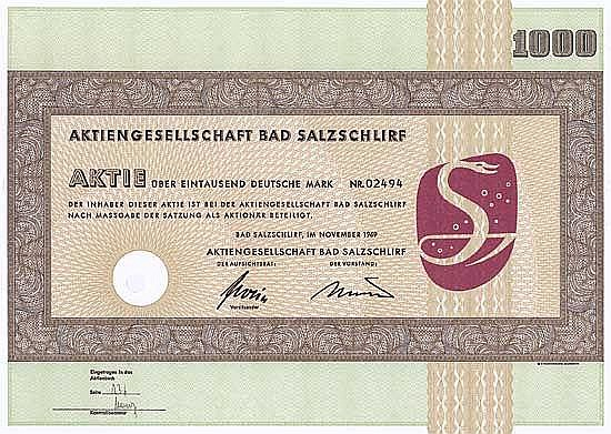 AG Bad Salzschlirf
