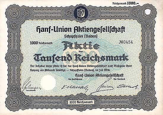 Hanf-Union AG