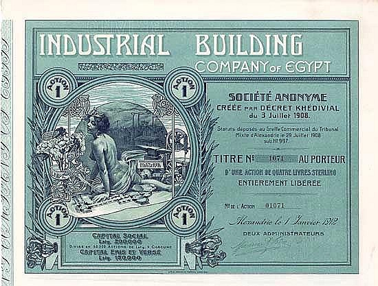 Industrial Building Co. of Egypt