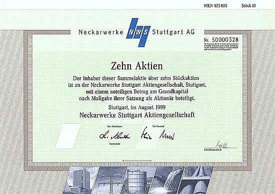 Neckarwerke Stuttgart AG