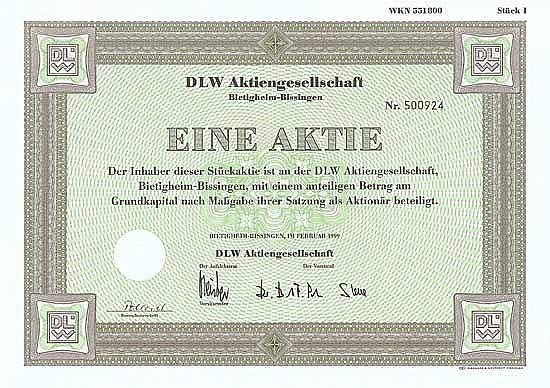 DLW AG