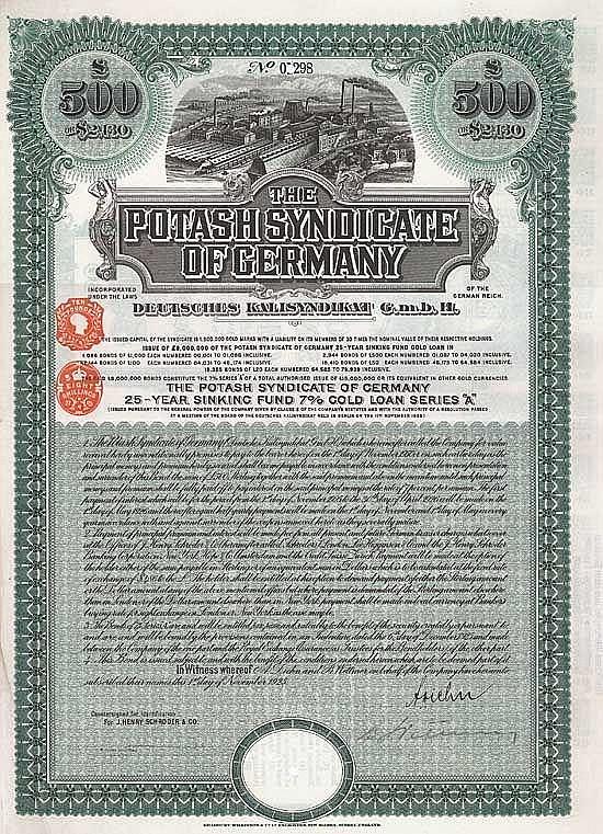 Deutsches Kalisyndikat GmbH