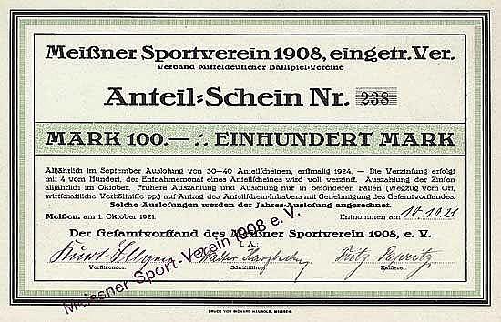 Meißner Sportverein 1908 e.V.