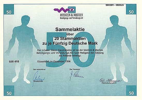 Medizin & Medien Beteiligungs- und Verwaltungs-AG