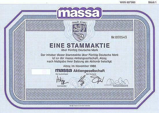 massa AG