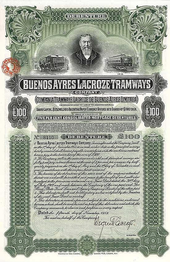 Buenos Ayres Lacroze Tramways Co.