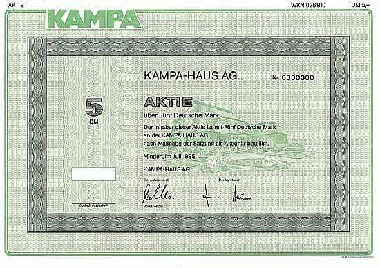 Kampa-Haus AG