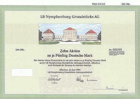 LB Nymphenburg Grundstücks-AG