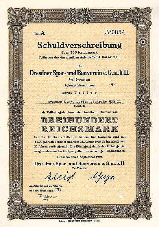 Dresdner Spar- und Bauverein eGmbH