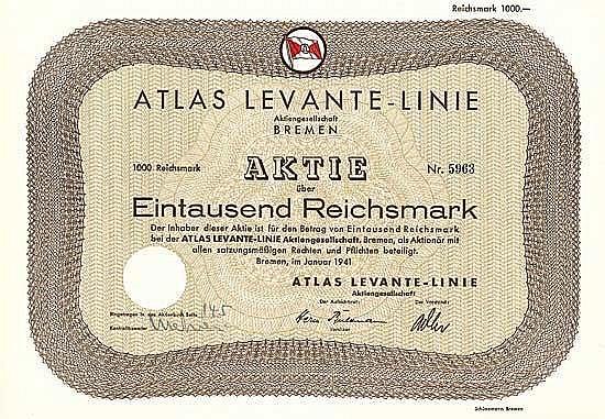 Atlas Levante-Linie AG