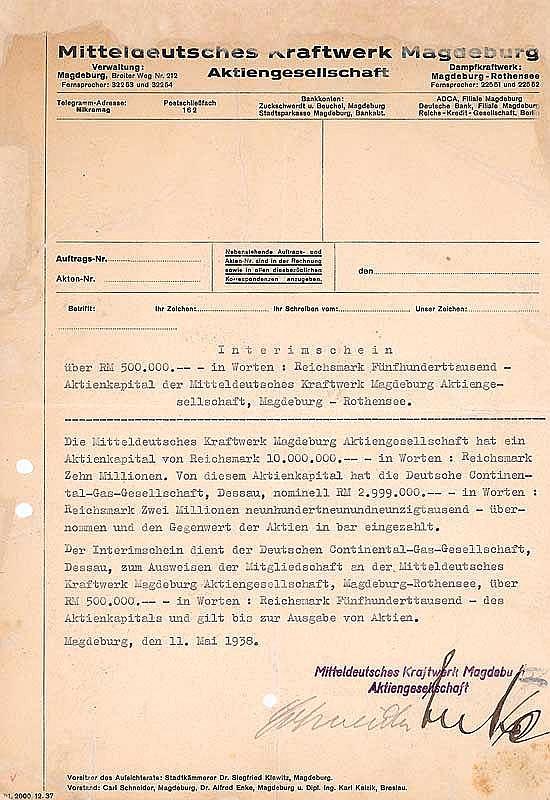 Mitteldeutsches Kraftwerk Magdeburg AG