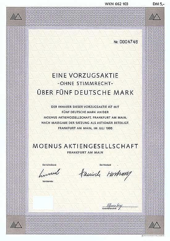 Moenus AG