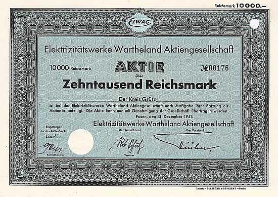 Elektrizitätswerke Wartheland AG