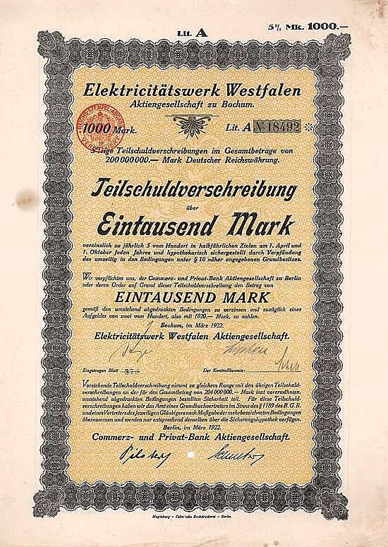 Elektricitätswerk Westfalen AG