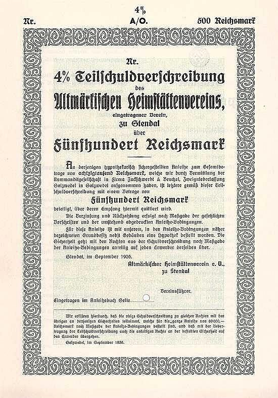Altmärkischer Heimstättenverein e.V.