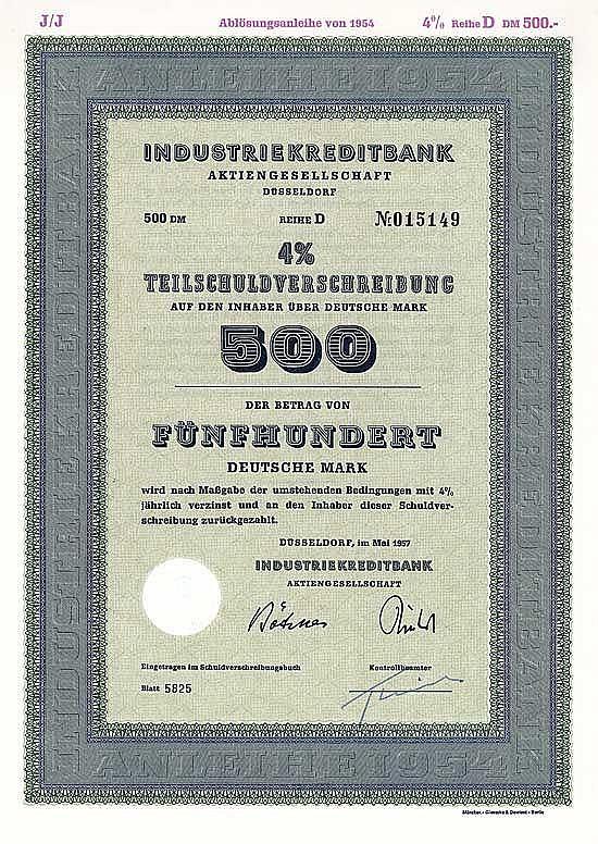Industriekreditbank AG