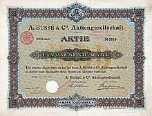 A. Busse & Co. AG