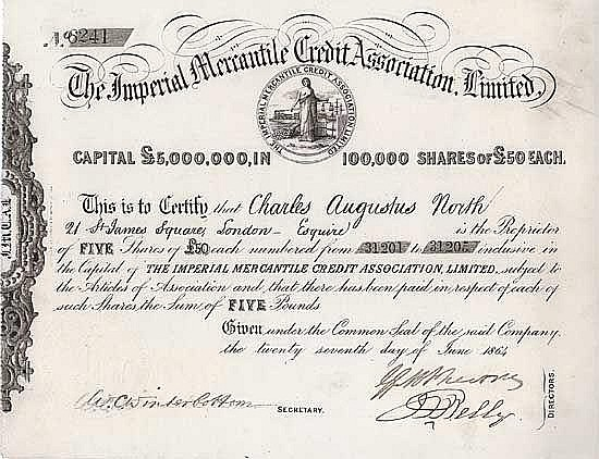 Imperial Mercantile Credit Association