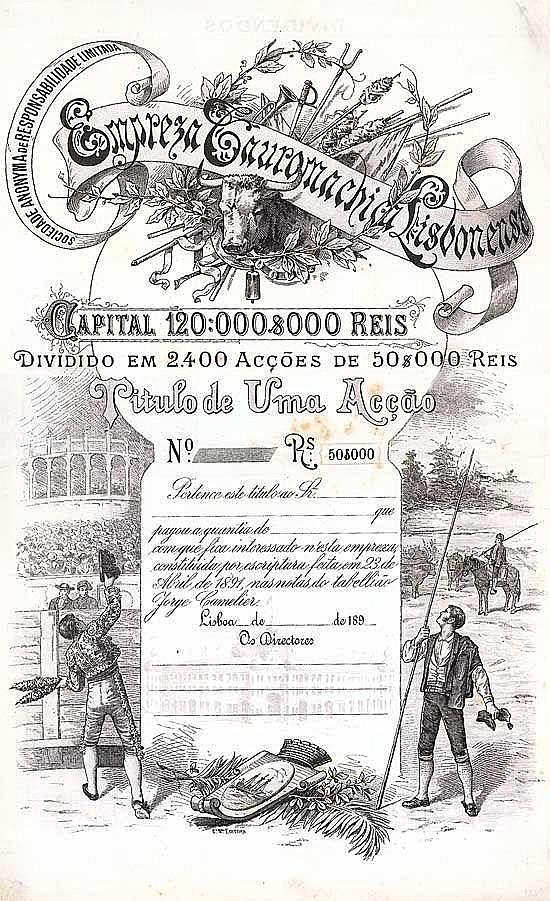 Empresa Tauromachica Lisbonese S.A.