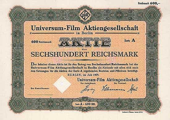 Universum-Film AG