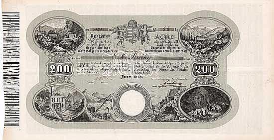 Ungarische allgemeine Kohlenbergbau AG
